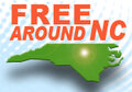 Free things to do aourn North Carolina