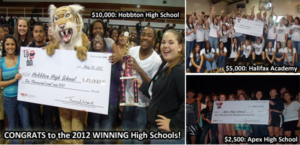 2011 FOX 50 Lip Dub Winners