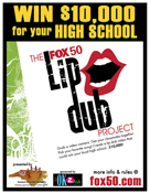 FOX+50+Lip+Dub+Project+11x17+Poster