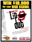FOX+50+Lip+Dub+Project+8x11+Poster