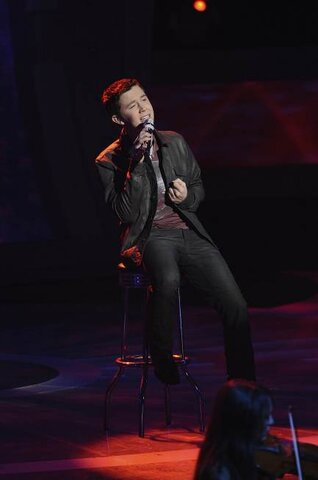 AMERICAN IDOL: Scotty McCreery