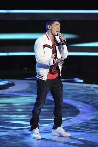 AMERICAN IDOL: Stefano Langone is eliminated