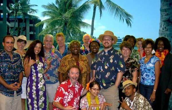 FOX 50 Hawaiian Shirt Friday