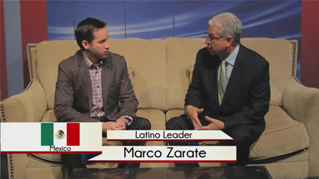 Latino Leader: Marco Zarate
