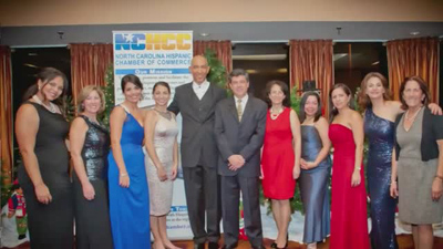 NC Hispanic Chamber of Commerce - Gala event