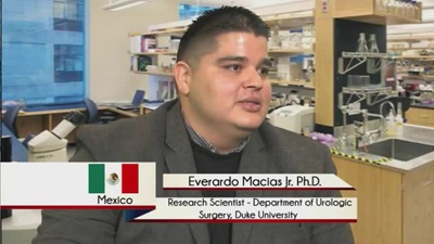 Latino Leader - Everardo Macias