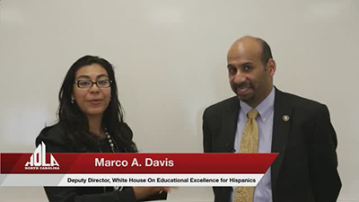 White House Education Forum - Marco A. Davis