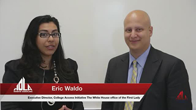White House Education Forum - Eric Waldo