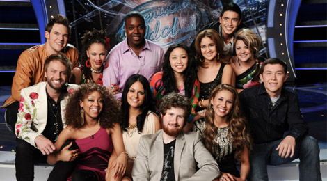 AMERICAN IDOL: Top 13