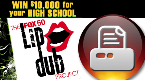 FOX 50 Lip Dub Project