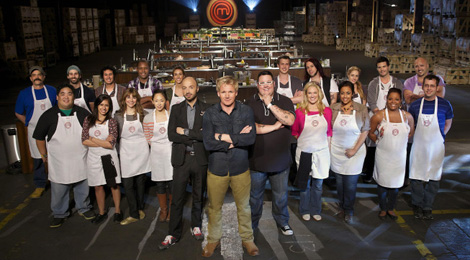 MASTERCHEF: The Top 18