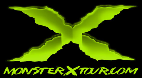 Don't miss Monster X!