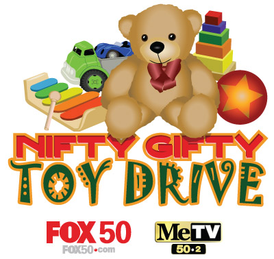 NIFTY GIFTY TOY DRIVE