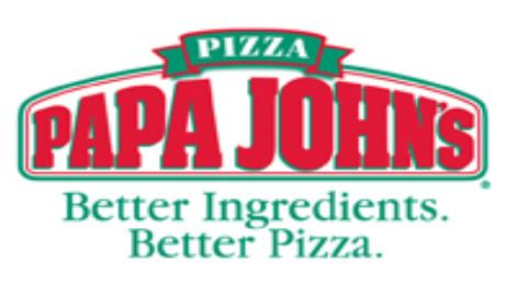 Papa John's...The NEW Official Pizza of Charlotte Motor Speedway!