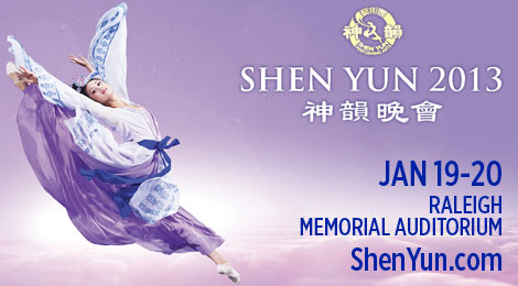 Win Shen Yun Tickets!