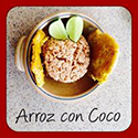 Cooking - Arroz con Coco