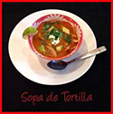 Cooking - Sopa de tortilla