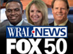 WRAL News on FOX 50