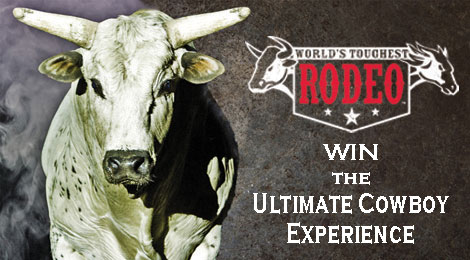 Enter to win the Ultimate Cowboy Experience!
