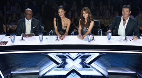 The X Factor on FOX 50