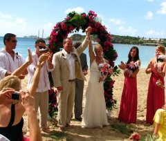 The Caribbean Wedding